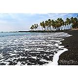 Hawaii Beach Photo ''Honomalino Bay'' by TravLin Photography, Multiple Sizes (5x7 to 24x36)