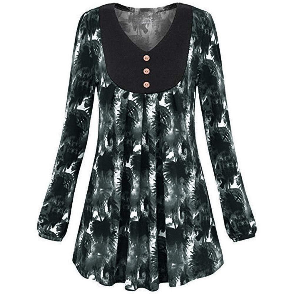 Teresamoon-Shirt SHIRT レディース B07JC6G1HB C XX-Large XX-Large|C