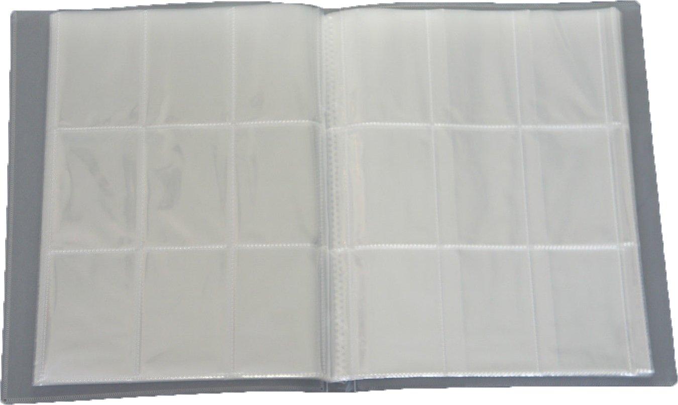 Topps - Trading Card Albumes - 24 pagine - pour maximum 432 cartas - PL,