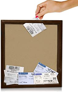 Shadow Box Display Case with slot 11 x 12 x 2.5. This top loading ticket box is great for displaying precious mementos. Display memories from concerts, movies, or even corks. (tan no logo)