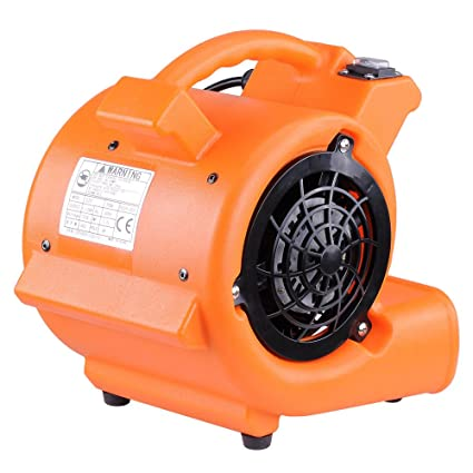 Amazon.com: Commercial Air Mover Blower Portable Carpet Dryer Floor Drying Industrial Fan: Home & Kitchen