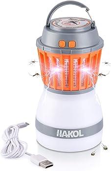 Hakol Ultimate Bug Zapper Lamp