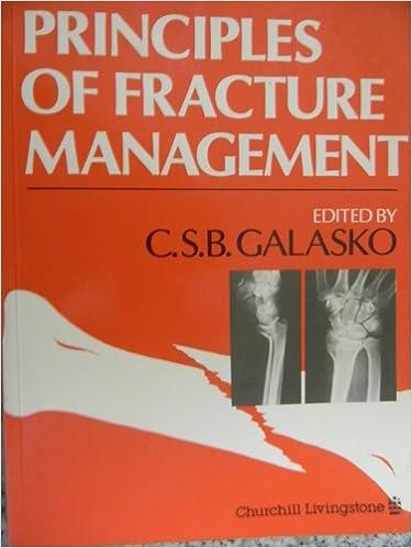 Vapaa teksti e-kirjoja ladattavissa Principles of Fracture Management Suomeksi PDF 0443025088