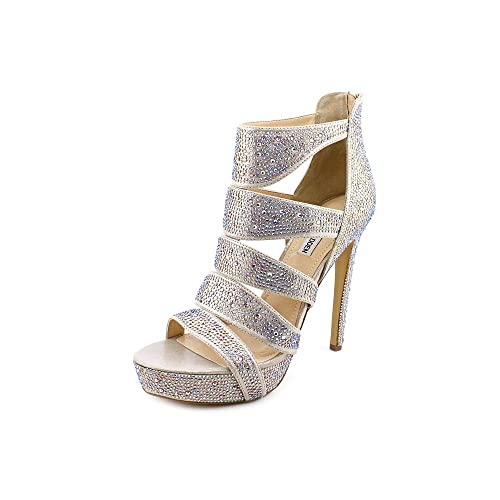 5bd249e2a8d STEVE MADDEN Women s Spycee-R (Rhinestone 8.0 M)  Amazon.ca  Shoes ...