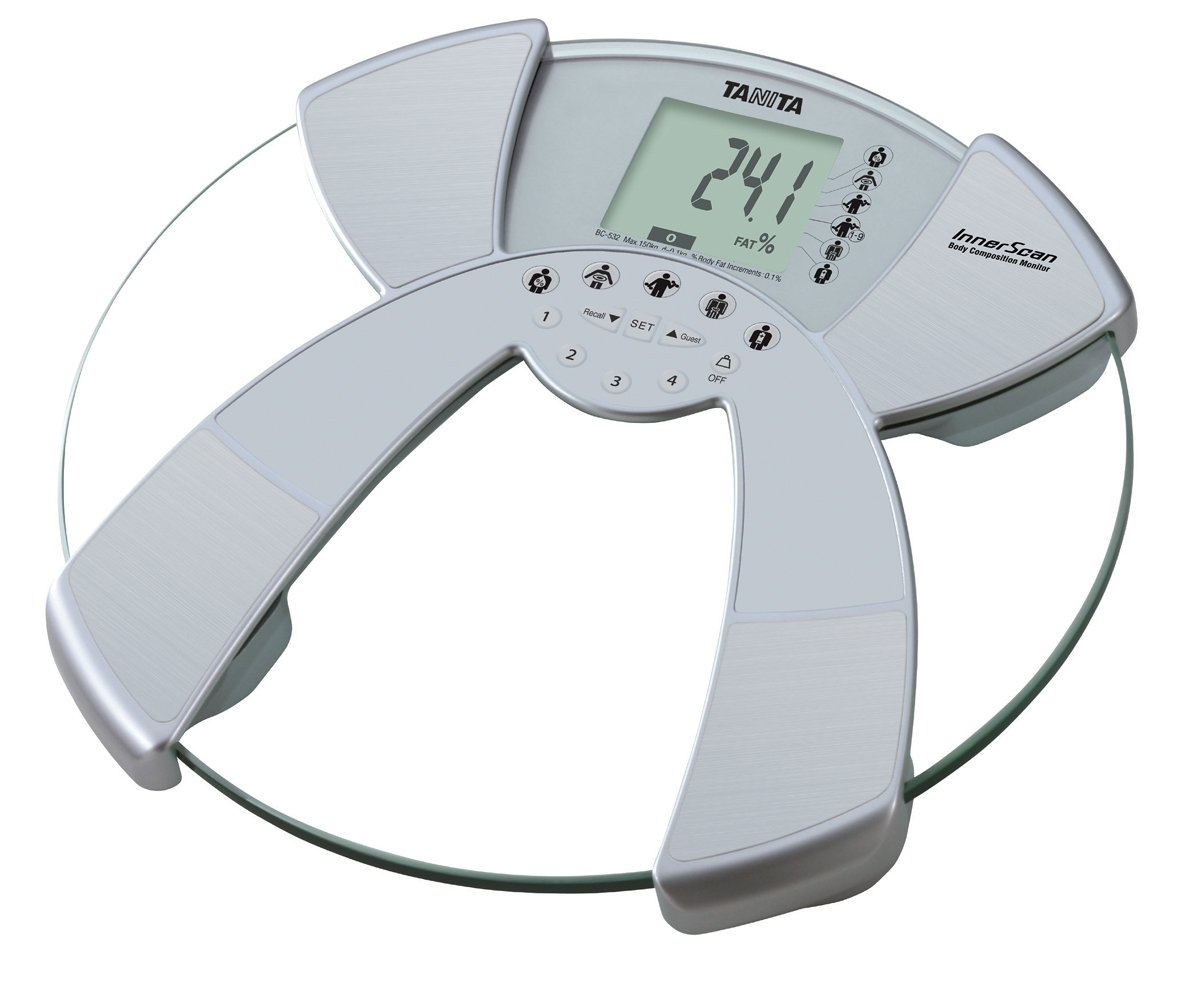 Electronic Glass Bathroom Scales