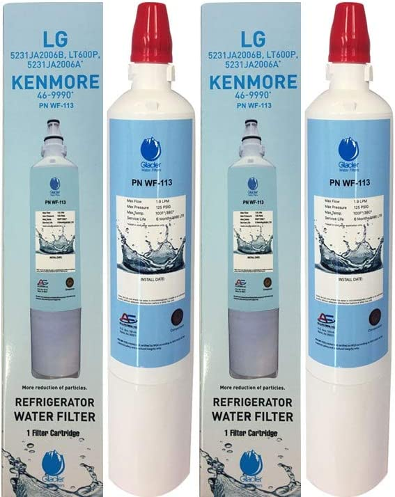 6-Pack TM Brand Water Filter American Filter Company Comparable ...