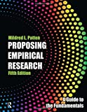 Proposing Empirical Research-5th Ed 5th Edition