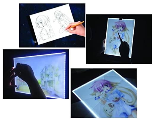Amazon picture perfect best light box for tracing ultra
