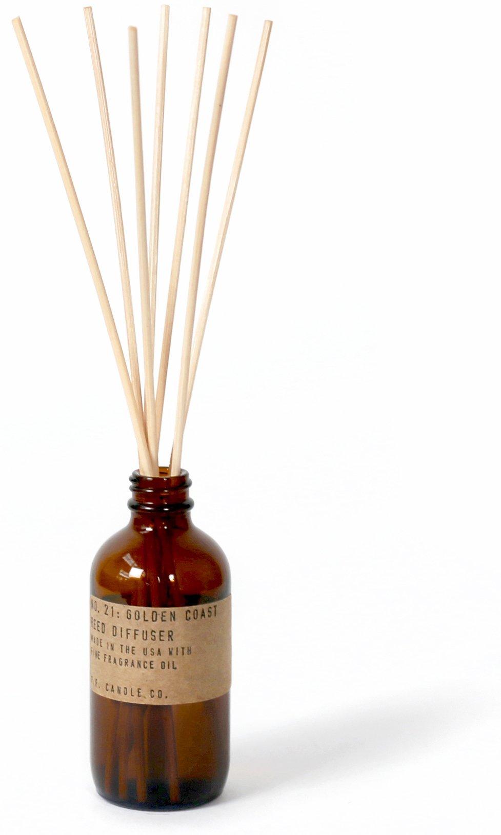 P.F. Candle Co. - No. 21: Golden Coast Diffuser