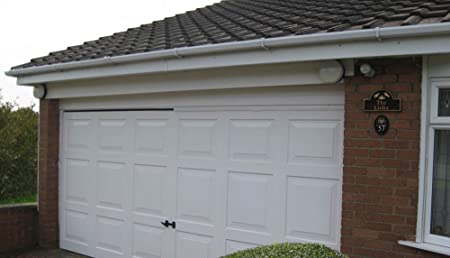 Weather Stop WS015 244W 8 Ft Garage Door Top Seal   White