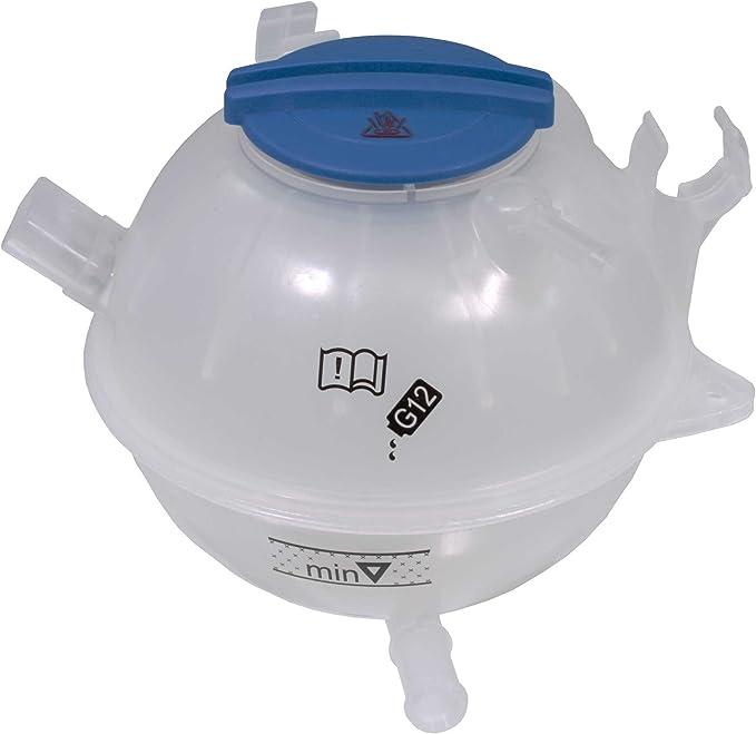 Replaces 1671120160 APDTY 714539 Coolant Reservoir Fluid Overflow Plastic Bottle Housing w//Cap Fits 2004-2005 Lexus RX330