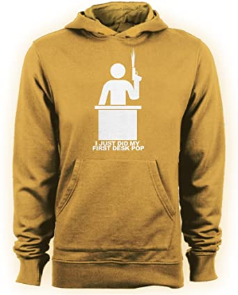 The Other Guys Movie I Just Did My First Desk Pop Quote Hoodie