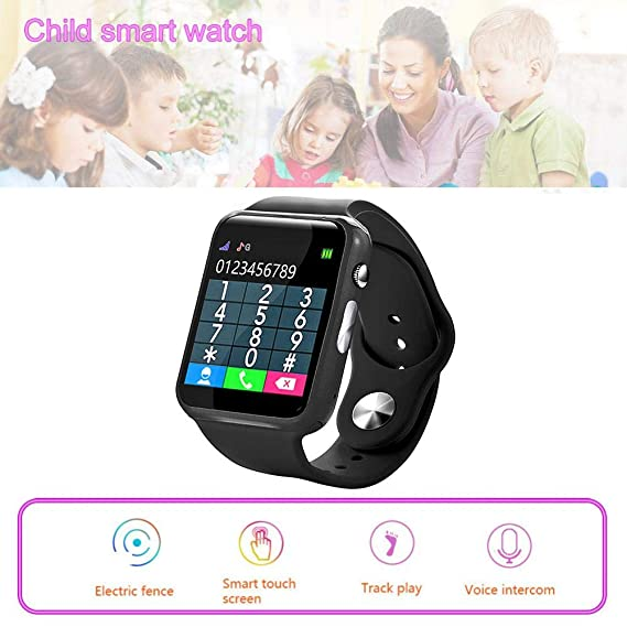 Amazon.com: U10 Smart Baby Watchh,Smartwatch for Android ...