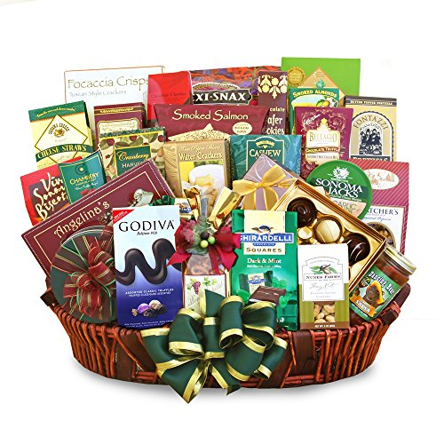 California Delicious Gourmet Delights Gift Basket by California Delicious