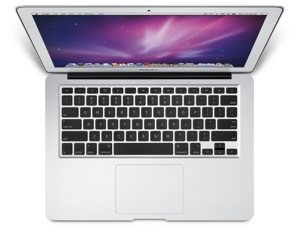Apple MacBook Air MC503B/A ordenador portatil - Ordenador portátil (Plata, SL9400, Intel Core 2 Duo, BGA956, L2, 64 bits): Amazon.es: Informática