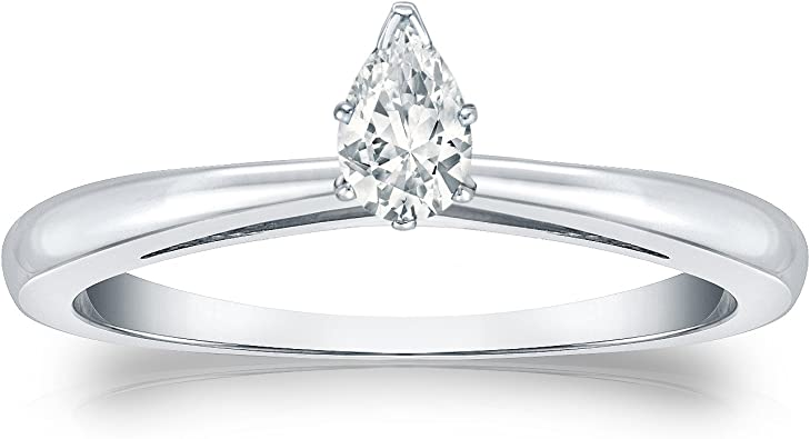 1//4 Ct Black /& White D//VVS1 Diamond 10K White Gold Finish Fashion Ring