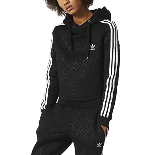 Amazon.com: adidas Women's Originals 3-Stripes Quilted ...
