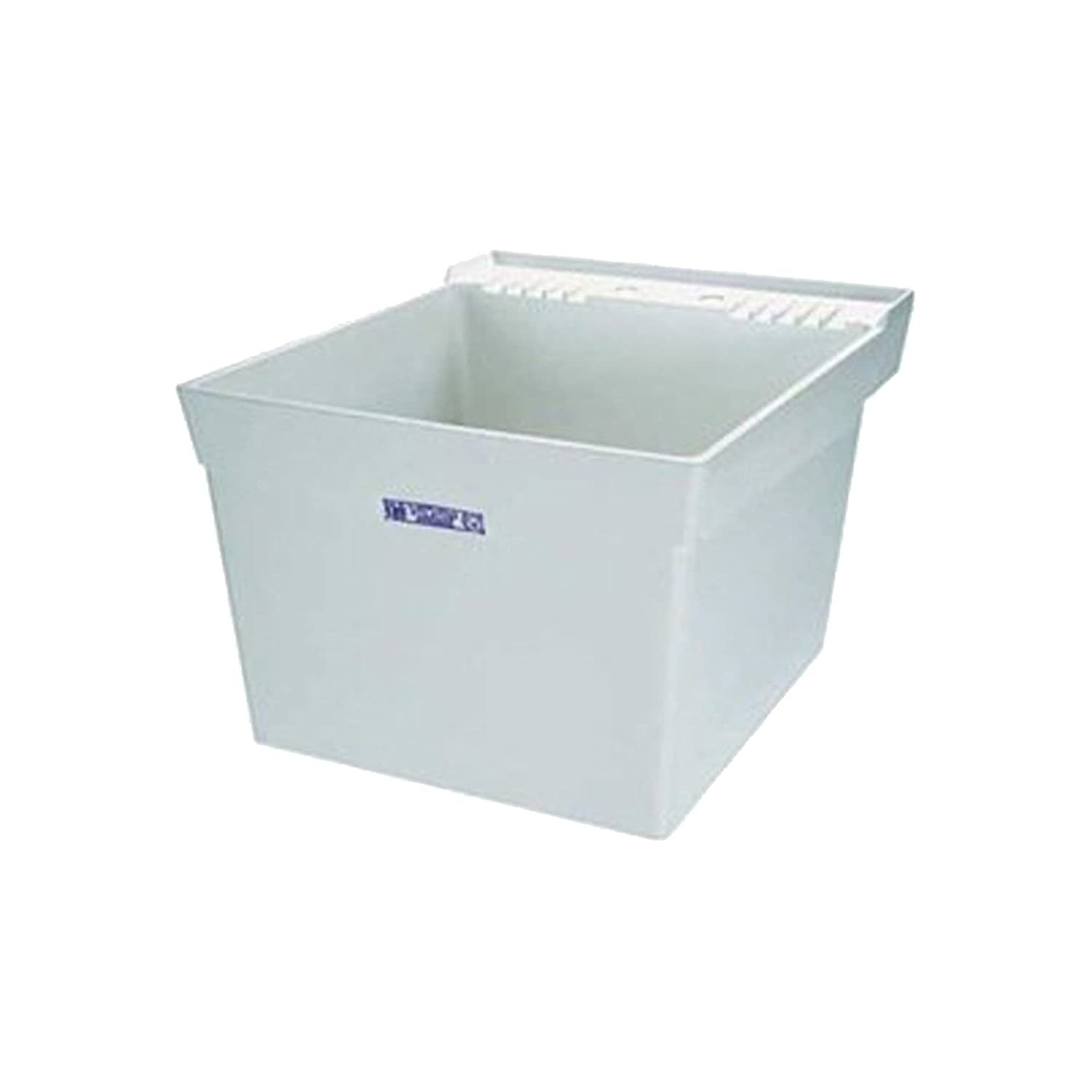 Lovely Mustee 17W Utilatub Laundry Tub Wall Mount, 23.5 Inch X 23 Inch, White   Utility  Sinks   Amazon.com