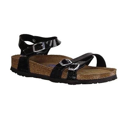 Sandali Kumba soft Birkenstock 026173 black (35-41)