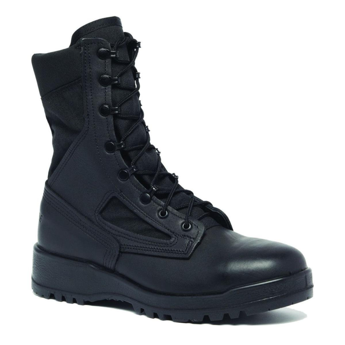 Belleville Men's Hot Weather Combat Boot B01EXA1JZ2 6.5 2E US|Black