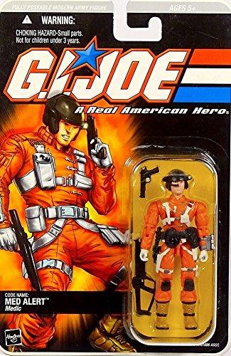 Gear Mission Gi Joe (G.I. Joe Series 3 Med Alert Action Figure)
