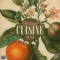 Vintage Cuisine 2019 Broschürenkalender