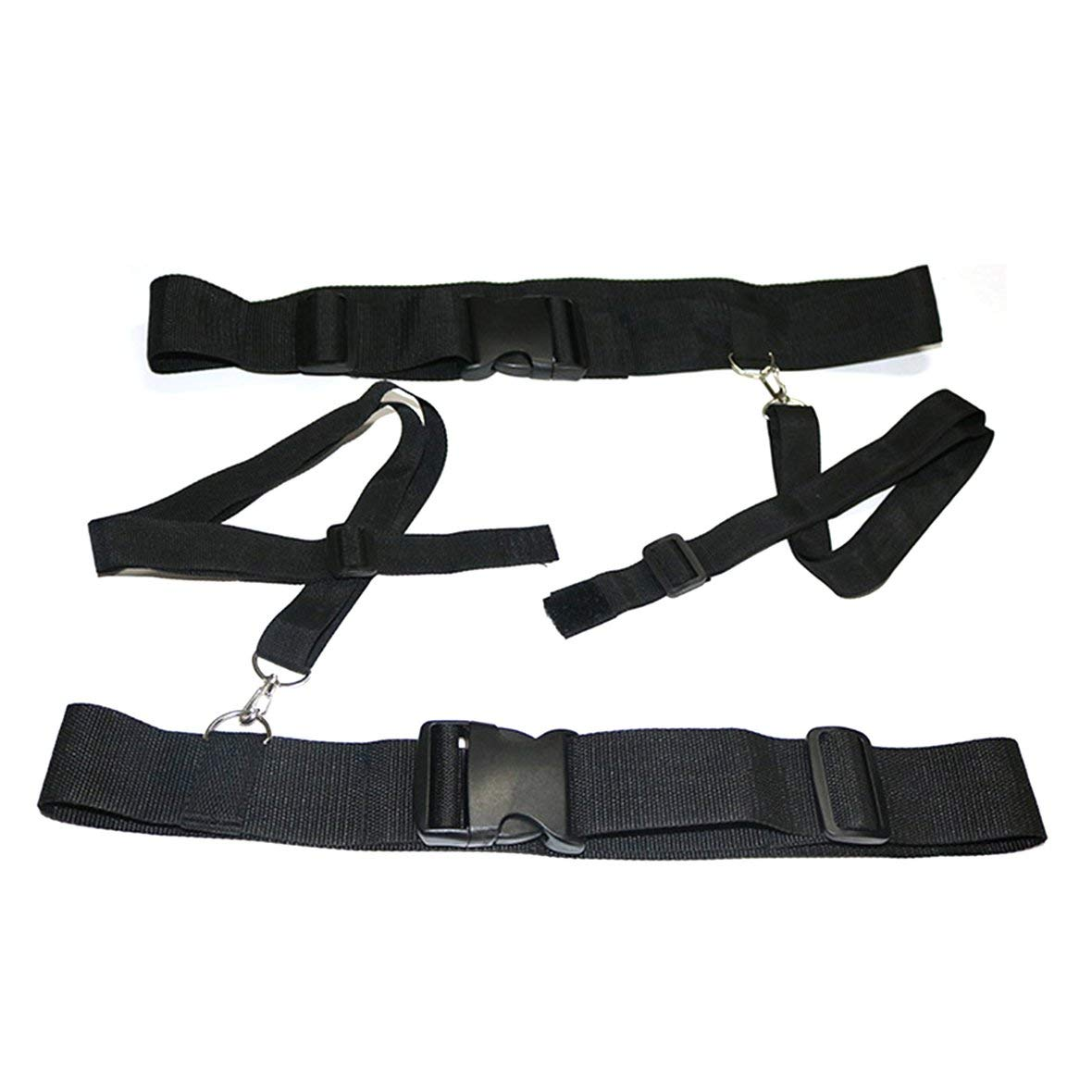 Tivolii Sports Training Aids Childrens Speed Reaction Belt Agility Training Equipment