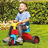 Children Kids Toddler My First Pedal Trike Tricycle Ride On - Red and Blue
