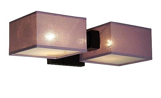 Lampe murale wero applique applique murale design lampe a bois