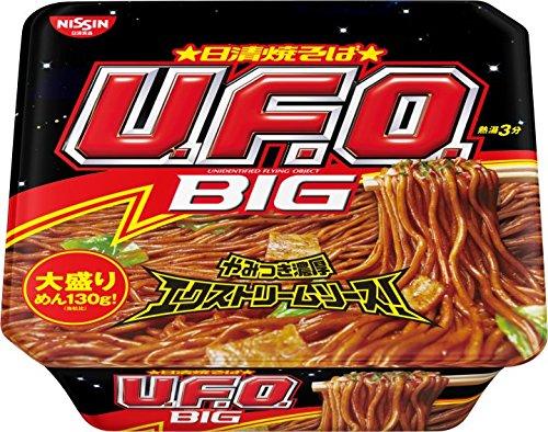 Nissin Yakisoba U.F.O. Big 168g ~ 12 pieces by Nisshin