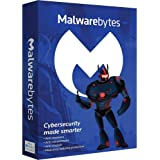 Malwarebytes Home Premium Software 1 Year Subscription for 1 PC (Downloadable Version)