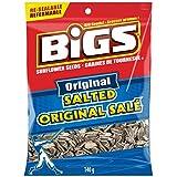 Bigs Sunflower Seeds Original Salted, 140g, Pack of 24