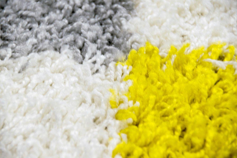Carpetia Shaggy Teppich Hochflor Hochflor Teppich Langflor
