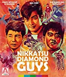 Nikkatsu Diamond Guys: Vol. 1 (3-Disc Limited Special Edition) [Blu-ray + DVD]