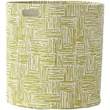 Pehr Designs Berkeley Collection Mustard Hatch Hamper by Pehr Designs