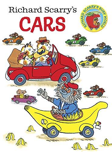 F.r.e.e Richard Scarry's Cars (Richard Scarry's Busy World)<br />[T.X.T]