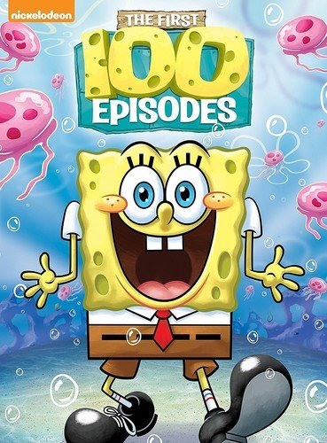 DVD : SpongeBob SquarePants First 100 Episodes