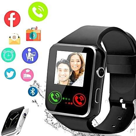 Reloj Inteligente, Smartwatch Bluetooth y Ranura para ...