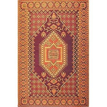 b5a08cc0bbc2 Amazon.com : Mad Mats Oriental Turkish Indoor/Outdoor Floor Mat, 4 ...