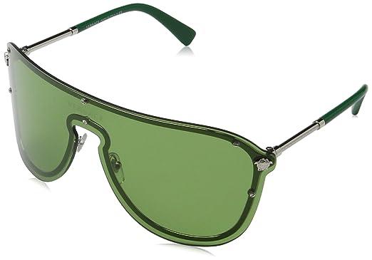 46d719ea13 Image Unavailable. Image not available for. Color  Versace Women s VE2180  Sunglasses 44mm