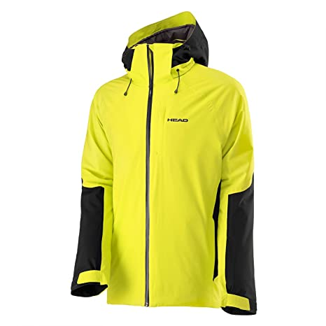 Jacket Eclipse Sci Head Unisex yellowblack Giacca Da Men 2l pvqBA