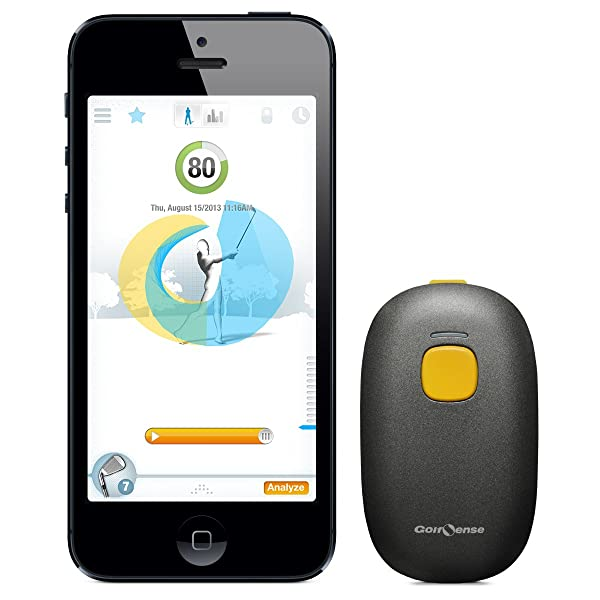 GolfSense 3D Golf Swing Analyzer