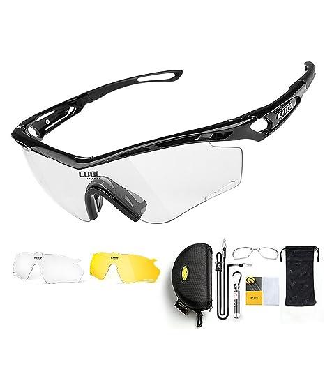 Amazon.com: HALORI Gafas de sol polarizadas deportivas para ...