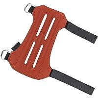 Keenso Protector de Brazo de Tiro con Arco al Aire Libre, Protector de Brazo de Pelo invertido, Equipo de protección de…