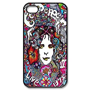 The Latest Style Design Led Zeppelin Illustrations Phone Case for iPhone 4 4s Cover Case (2)
