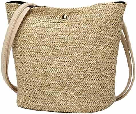 11effe22d146 Shopping 1 Star & Up - Rubber or Straw - Handbags & Wallets - Women ...