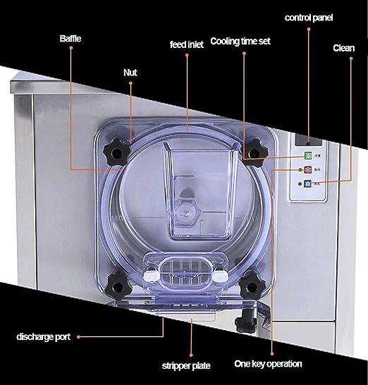 Yoli duro helado máquina, máquina para hacer Máquina, Eléctrico ...