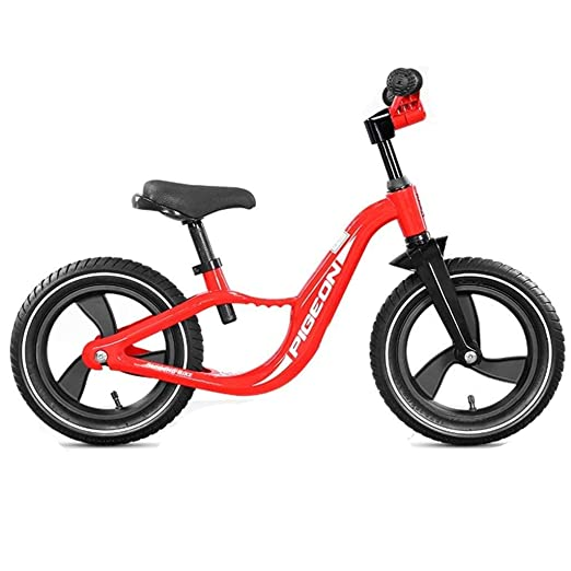 LPYMX Bicicletas sin Pedales para niños Bicicletas equilibradas ...