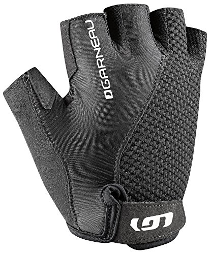 Louis Garneau - Women's Air Gel + Bike Gloves, Black, (Garneau Womens Glove)