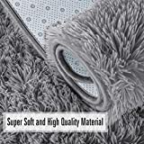 Andecor Soft Fluffy Bedroom Rugs - 3 x 5 Feet